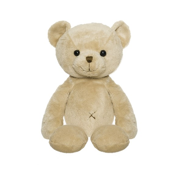 Elliot  beige  stor  Teddykompaniet - gosedjur