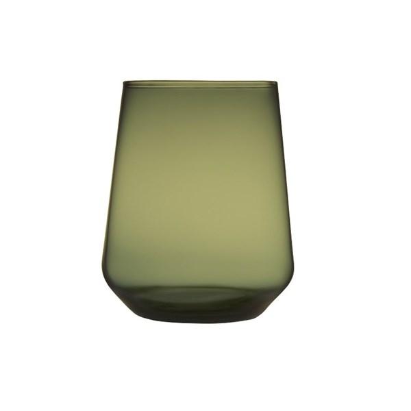 Iittala Essence Dricksglas 2-pack 35 cl Mossgrön (grønn)