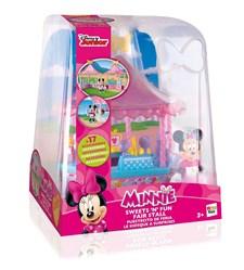 Minifigurset med marknadsstånd, Mimmi Pigg, Disney Junior - Minnie