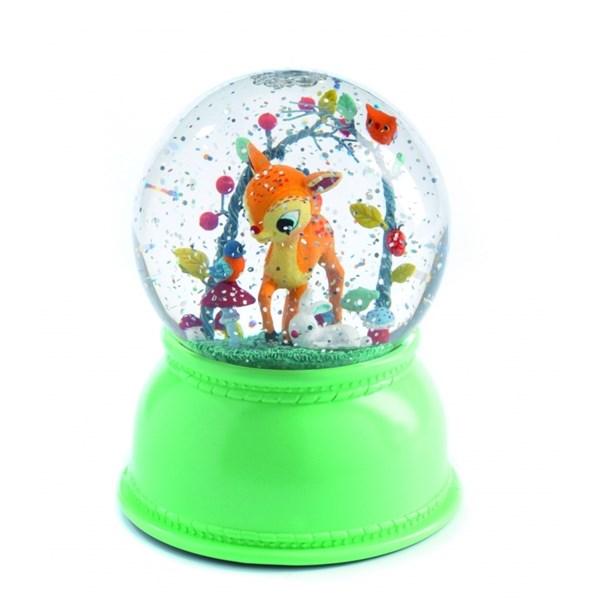 Nattlampa  Rådjur  Djeco - barnlampor