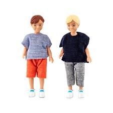 Kaksi poikaa, Lundby
