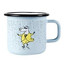 Muurla MuminXMakia Rain Mugg 37 cl Blå