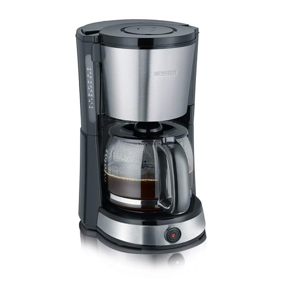 Severin Select Kaffebryggare Svart (svart) - kaffe & teberödning