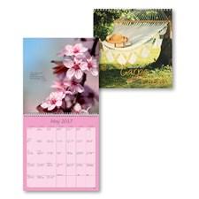 Väggkalender 2017 Carpe Diem Burde