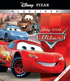 Disney Pixar Klassiker 07 - Bilar (Blu-ray)
