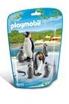 Pingviiniperhe, Playmobil City Life