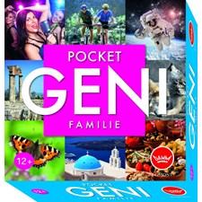 Geni Pocket, Familiespill (NO)