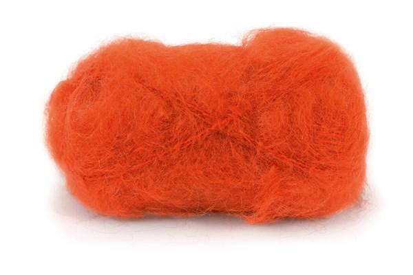 Dale Garn Line Langmo Påfugl Mohair Mix 50 g Orange 7903