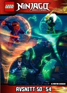 Lego Ninjago - Masters of Spinjitzu - Avsnitt 50-54 (film)