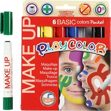 Playcolor Make up 6x5 g basic