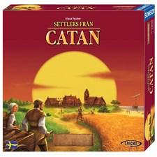 Catan, Sällskapsspel