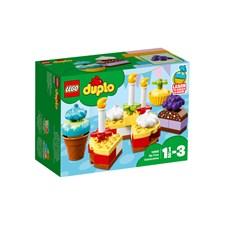 Ensimmäiset juhlani, LEGO DUPLO My First (10862)