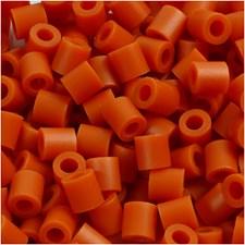 Putkihelmet, koko 5x5 mm, aukon koko 2,5 mm, 6000 kpl, punaruskea (5)