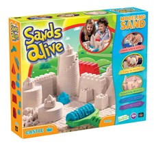 Castle set, Sands Alive