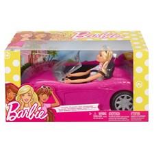 Barbie Cab med docka