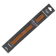 Strømpepinner 2,5mm Bambus 20cm