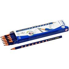 Groove Slim Graphite blyant, mine: 2,8 mm, dia. 7,2 mm, hardhet HB, 12stk.