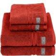GANT Home Premium Terry Towel 100% Bomull 30x50 cm Burnt Ochre