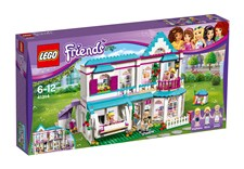 Stephanies hus, LEGO Friends (41314)