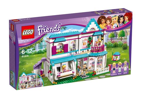 Stephanies hus, LEGO Friends (41314)