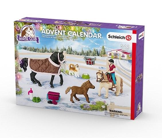 schleich joulukalenteri hevoset 2018 Adventtikalenteri 2017, Hevoset 97447, Schleich   joulukalenterit  schleich joulukalenteri hevoset 2018