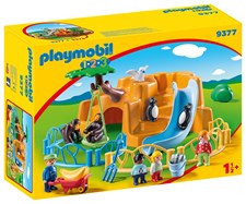 Djurpark, Playmobil 1.2.3 (9377)