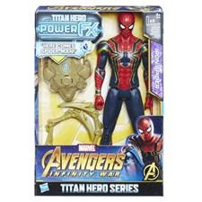 Spiderman 30 CM, Power Pack, Titan Hero, Avengers