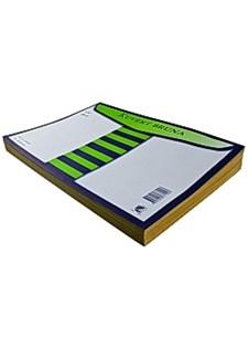 Kirjekuori myyntipakk. C4 ruskea (6 kpl)
