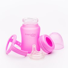 Pipmugg MilkHero 150ml, Rosa, Everyday Baby