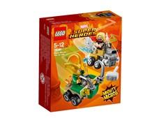 Mäktiga mikromodeller: Thor vs. Loki, LEGO Super Heroes (76091)
