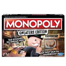 Monopol Cheaters Edition, Hasbro Games (NO)