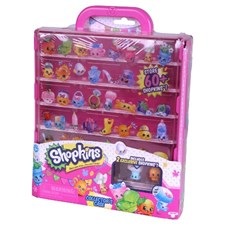 Collectors Case, Samlarväska, Shopkins