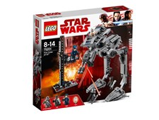 First Order AT-ST™, LEGO Star Wars (75201)