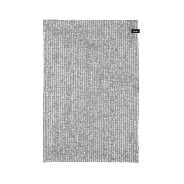 Iittala Ultima Thule Kökshandduk 47x70 cm Linne Grå (grå)