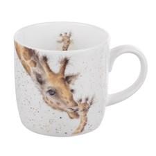 Royal Worcester WD Giraff Mugg 31 cl Vit