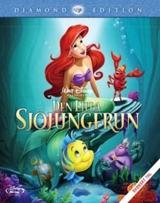 Disney Klassiker 28 - Den lilla sjöjungfrun (Blu-ray)