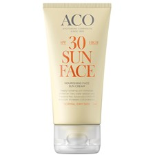 ACO Sol Face Cream Spf 30, 50 ml