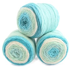 Kartopu Jersey Wool Mix Garn 200g 3-pack H1397