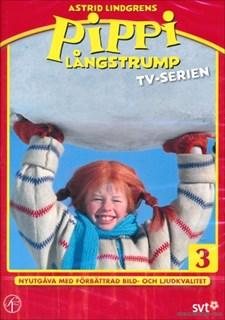 Pippi Långstrump - Tv-serien 3 (går på tivoli/i den första snön)