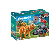 Jeep med dinosauriebur, Playmobil The Explorers (9434)