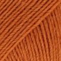 Drops Fabel Uni Colour Garn Ullmix 50g Rost (110)