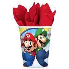 Super Mario muggar, 8 st
