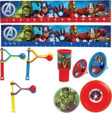 Avengers Lahjapussi Ongintaan 48 Osaa