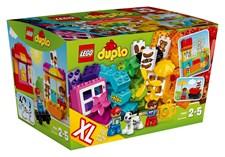 Kreativ byggekurv, Lego Duplo (10820)