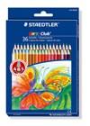 Färgpennor Staedtler Noris Club 36-pack