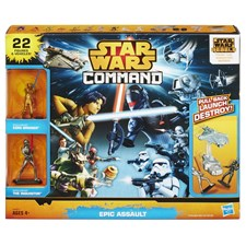 Rebels Command Epic Assault-Set, Star Wars