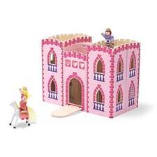 Fold & Go Princess Castle, Melissa & Doug