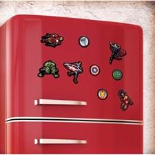Marvel kylskåpsmagneter Avengers