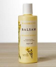 Rapsodine Balsam hajusteeton 250ml