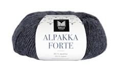 Dale Garn Alpakka Forte 50 g indigo meleerattu 708